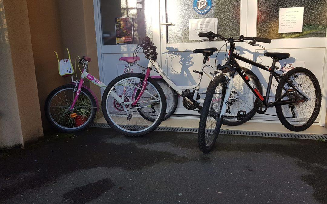 [Entretien Vélo] Révision vélo de toute la famille