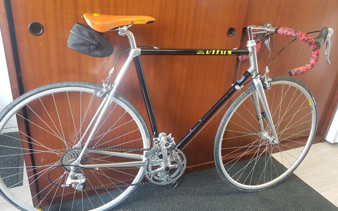 [Entretien Vélo] Vélo Vintage