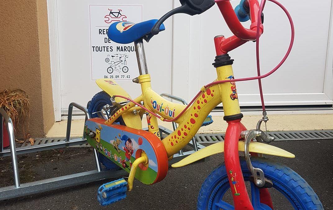 [Entretien Vélos] Entretien Vélo de OUI OUI